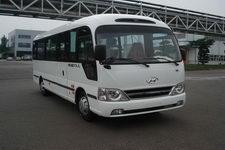 南骏牌CNJ6710LQDM型客车