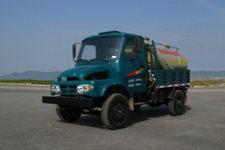 桂花牌GH2515CF型吸粪低速货车