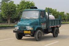 桂花牌GH2510CF型吸粪低速货车