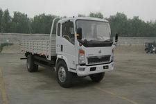 豪泺国四单桥货车113马力5吨(ZZ1107D3415D1)