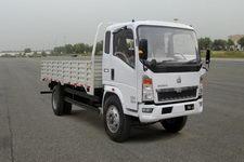 豪泺国四单桥货车113马力5吨(ZZ1107D3615D1)