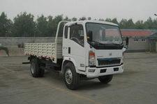 豪泺国四单桥货车140马力5吨(ZZ1107G3415D1)