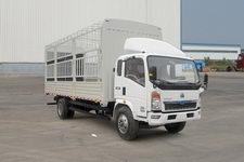 重汽HOWO轻卡国四单桥仓栅式运输车113-116马力5吨以下(ZZ5107CCYD3415D1)