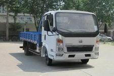 豪泺国四单桥货车113马力5吨(ZZ1087D3615D180)