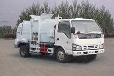 徐工牌XZJ5070TCA型餐厨垃圾车图片