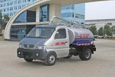 程力威牌CLW4015F型吸粪低速货车图片