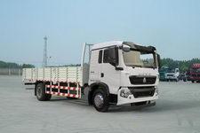 豪泺国四单桥货车280马力10吨(ZZ1167N501GD1)