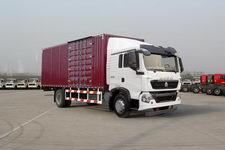重汽豪沃(HOWO)国四单桥厢式运输车180-205马力5-10吨(ZZ5167XXYH501GD1)