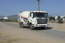 福田牌FHM5259GJB-A型混凝土搅拌运输车