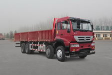 斯達-斯太爾國四前四后八貨車339馬力19噸(ZZ1311N4661D1)