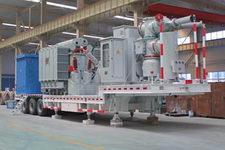岱阳牌TAG9400TBD型变电站半挂车图片