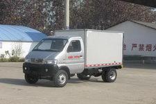 程力威牌CLW4015X型厢式低速货车图片