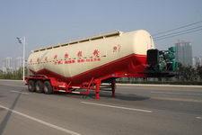 楚胜牌CSC9403GFL型低密度粉粒物料运输半挂车