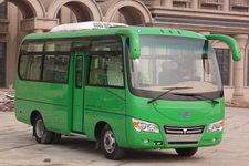 长鹿牌HB6609A型客车