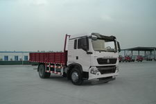 豪泺国四单桥货车180马力10吨(ZZ1167H421GD1)