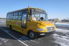 解放牌CA6730SFD33型中小学生专用校车图片