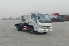 楚胜牌CSC5073ZXXB4型车厢可卸式垃圾车