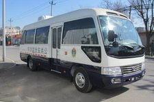 巴斯达牌BBL5054XJE4型公共安全监测车图片