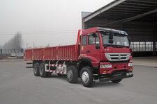 斯达-斯太尔国四前四后八货车280马力19吨(ZZ1311M4661D1)