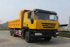 通工牌TG3252CQ384型自卸汽车
