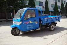 双嶷山牌7YPJ-1150D型自卸三轮汽车