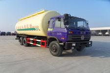楚胜牌CSC5250GFLE4型低密度粉粒物料运输车