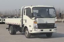 重汽HOWO轻卡国四单桥货车143-156马力5吨以下(ZZ1087F381CD183)