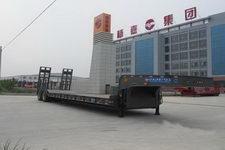 杨嘉13.6米27吨4轴低平板半挂车(LHL9405TDPA)