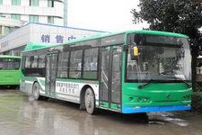 万达牌WD6110HEV型混合动力城市客车