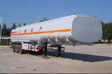 陆锋13米27吨3轴化工液体运输半挂车(LST9390GHY)