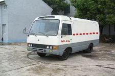 九马牌JM4010XⅡ型厢式低速货车