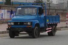 神宇牌DFA4020CDY型自卸低速货车
