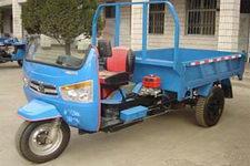 双嶷山牌7Y-1150DB型自卸三轮汽车