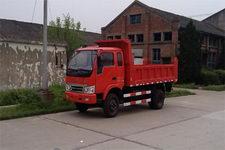 华通牌JN5815PD1A型自卸低速货车图片