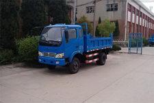 华通牌JN4010PDA型自卸低速货车