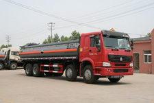 醒狮牌SLS5310GHYZN型化工液体运输车图片