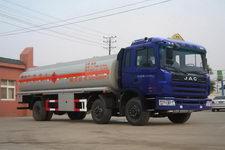 醒狮牌SLS5250GHYJ型化工液体运输车图片