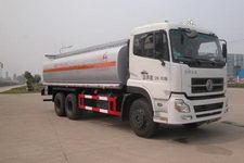 华威驰乐牌SGZ5240GHYDFL3A8型化工液体运输车图片