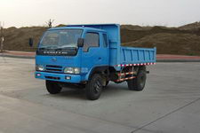 神宇牌DFA5815PDY型自卸低速货车