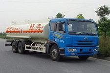 培新牌XH5253GHY型化工液体运输车图片