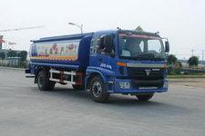 金碧牌PJQ5163GHY型化工液体运输车图片