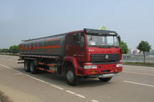 CLW5250GHYZ3型程力威牌化工液体运输车图片