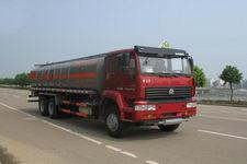 程力威牌CLW5250GHYZ3型化工液体运输车