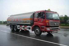 中集牌ZJV5253GHYTH型化工液体运输车图片