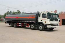 醒狮牌SLS5311GHYJ型化工液体运输车图片