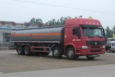 程力威牌CLW5310GHYZ3型化工液体运输车