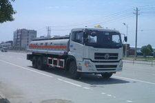 龙帝牌SLA5251GHYDFL6型化工液体运输车图片