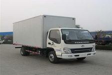 时代汽车国三单桥厢式运输车116-137马力5吨以下(BJ5043V7BFA-S1)