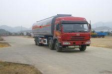 中商汽车牌ZL5310GHY型化工液体运输车图片