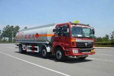中集牌ZJV5253GHY01TH型化工液体运输车图片